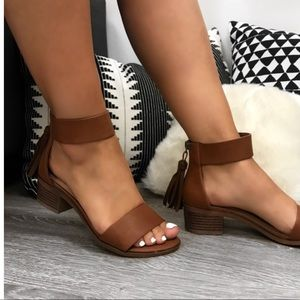 Jena heel Brown